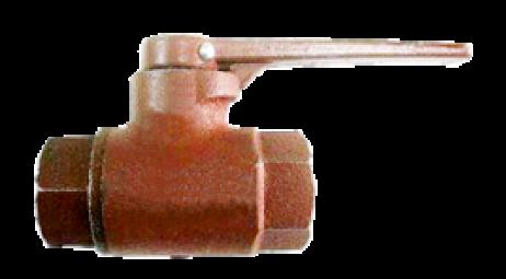 Кран шаровой 4400 ПА