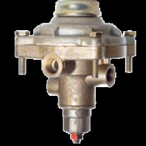 Клапан управления тормозами прицепа с однопроводным приводом 100-3522110