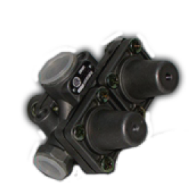 Клапан защитный тройной 14.3515210