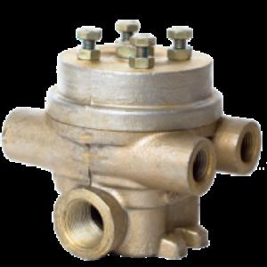 Клапан защитный 4-х контурный 11.3515410