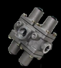 Клапан защитный четырехконурный 14.3515410-20